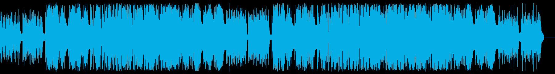 BGM019-06 ファミコン風ゲーム…の再生済みの波形