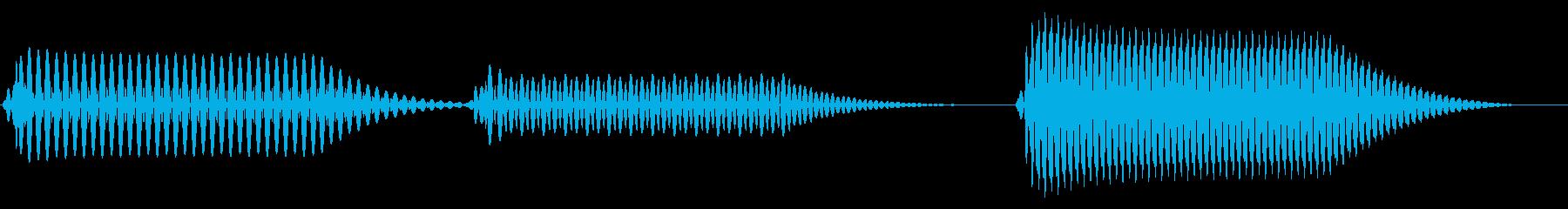 往年のRPG風 コマンド音 シリーズ 7の再生済みの波形