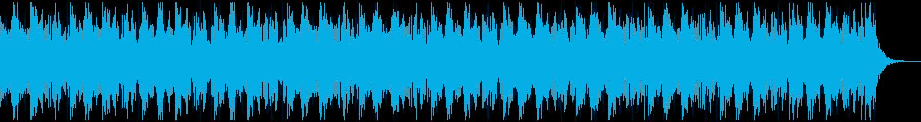 [ニュース報道]無機質:フラット:13の再生済みの波形