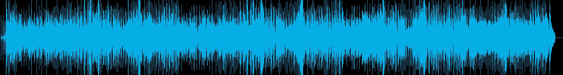 ホイコーロー定食の再生済みの波形