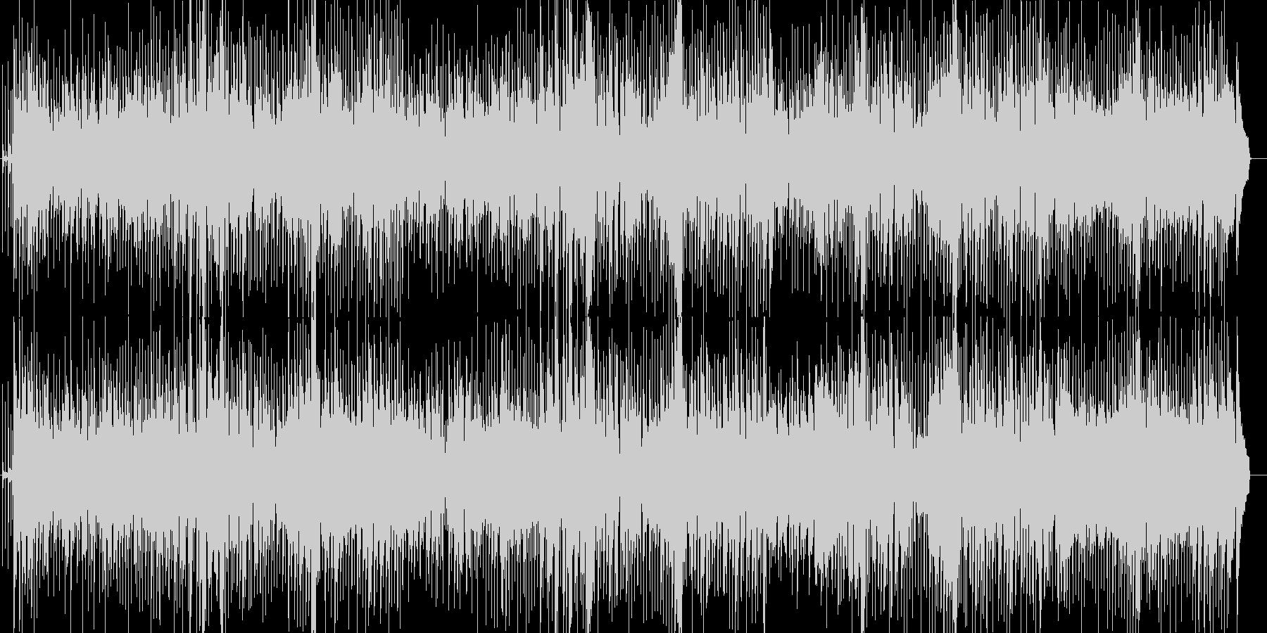 70年代ニューミュージック ボサノバ系の未再生の波形