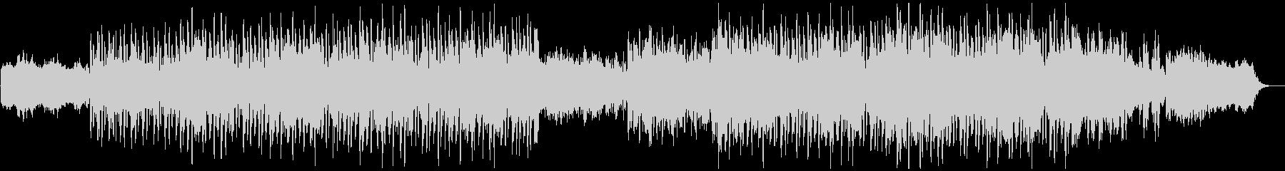 和風音階を使った幻想的ドラムンベースの未再生の波形