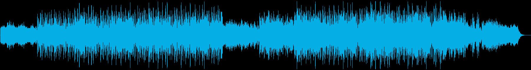 和風音階を使った幻想的ドラムンベースの再生済みの波形