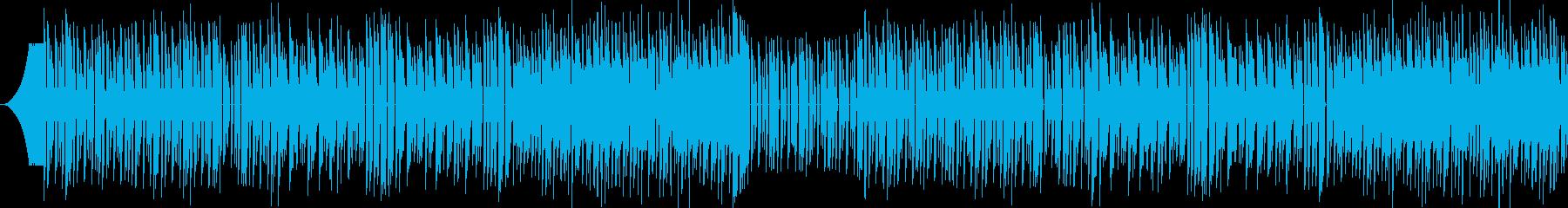【ファミコン風】バトルシーン音楽 #1の再生済みの波形