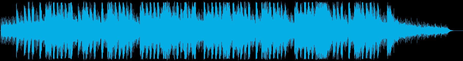 プログレッシブ 交響曲 緊張感 感...の再生済みの波形