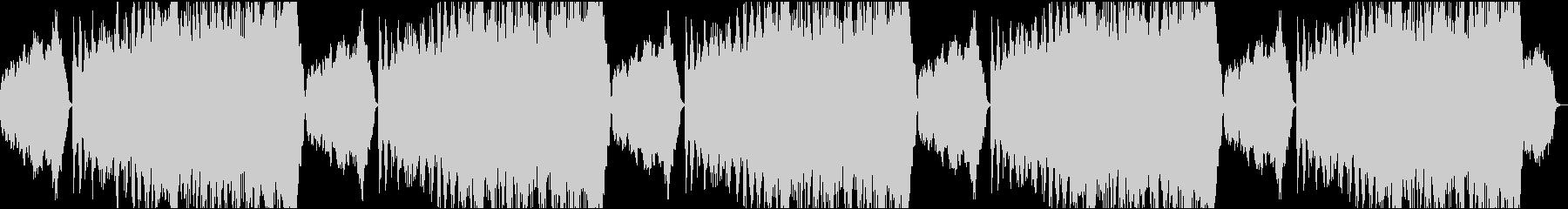 企業VP1 格調・14分バージョンの未再生の波形