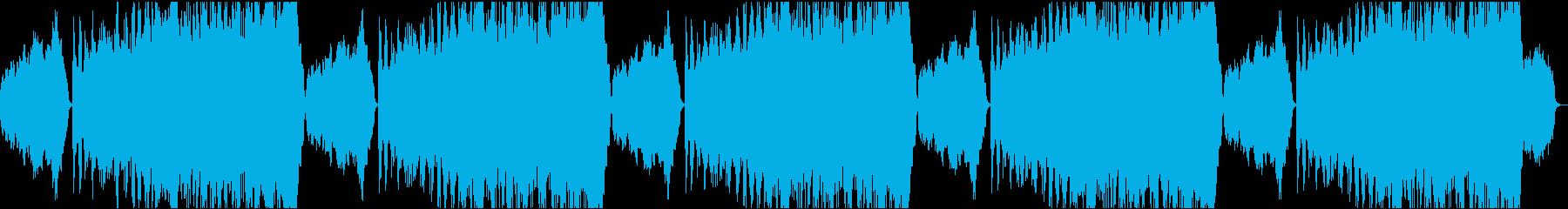 企業VP1 格調・14分バージョンの再生済みの波形