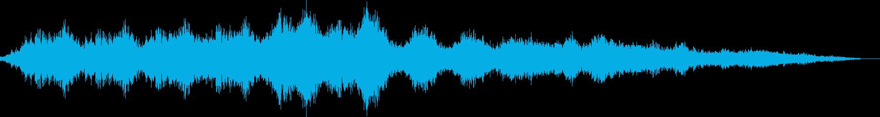 アンビエント センチメンタル サス...の再生済みの波形
