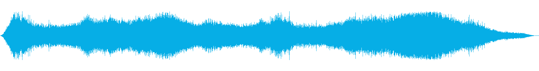 サーフウィンドのミディアムスペース...の再生済みの波形