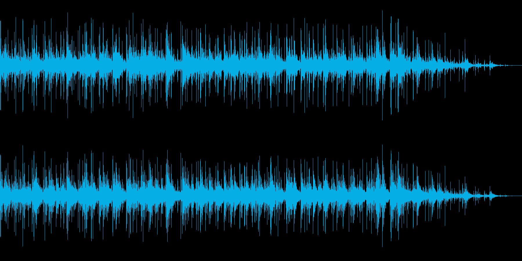 拍手の効果音(小規模/劇場/舞台)15の再生済みの波形