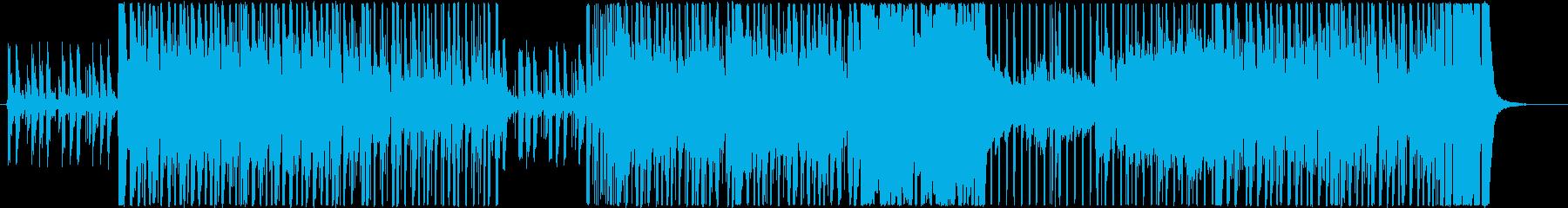 アルトサックスのコーラスによるダイ...の再生済みの波形
