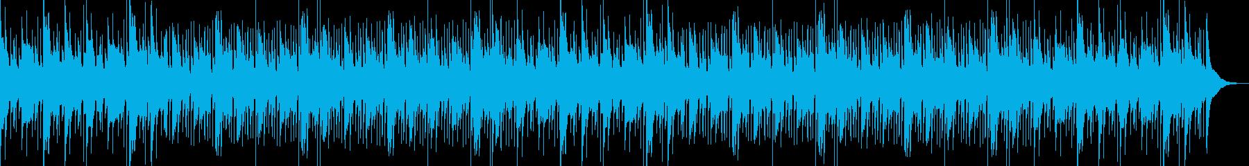 温かい・幻想的・切ない・チルアウトの再生済みの波形