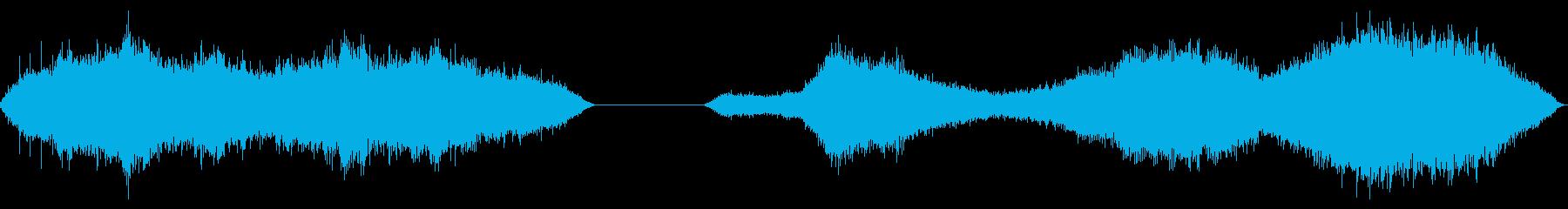 群衆、ブーイング、2バージョン; ...の再生済みの波形