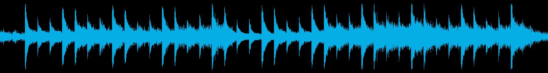 【ループ版】ドキュメンタリー一筋の光の再生済みの波形