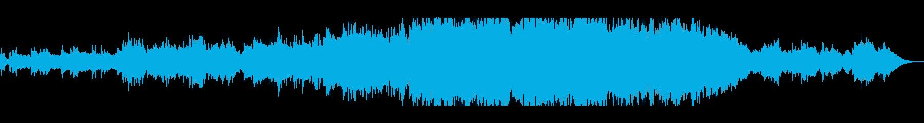 長い歴史に感じる中国音楽の再生済みの波形