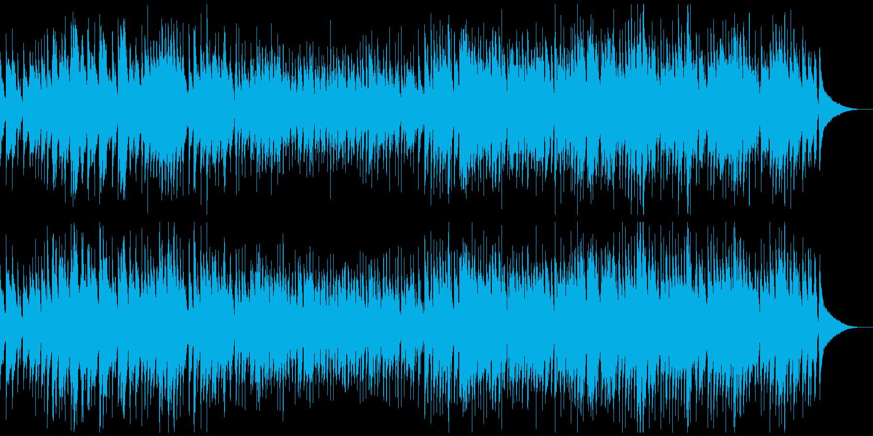 ひいらぎかざろう・クリスマス曲・ジャズの再生済みの波形