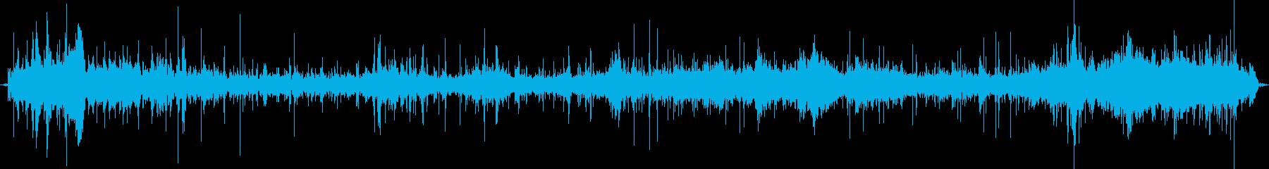 シングルホースアンドソリ:オンボー...の再生済みの波形