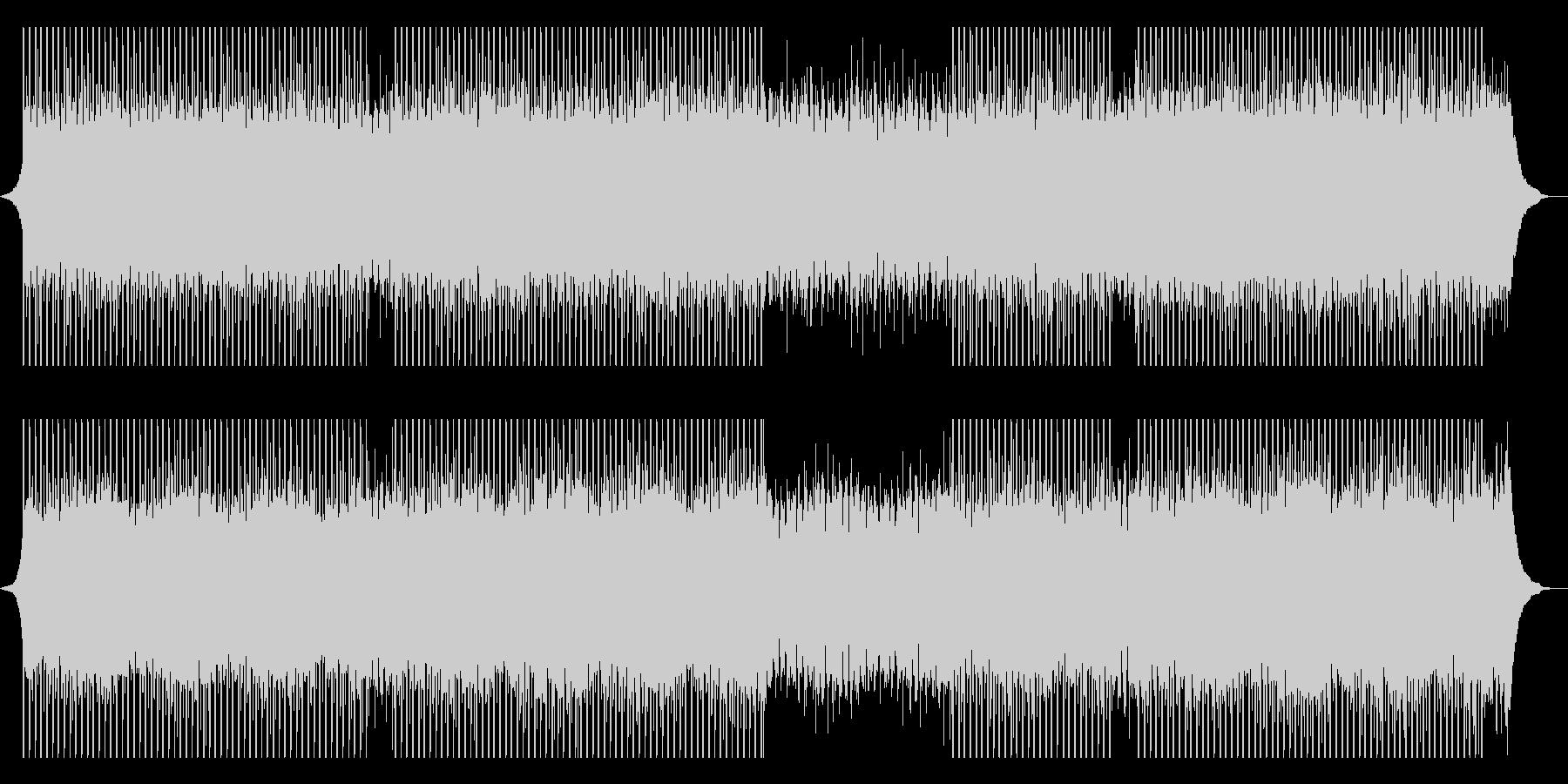 現代のコーポレートの未再生の波形