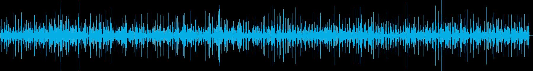 シンセ;データ処理1;完全にランダ...の再生済みの波形