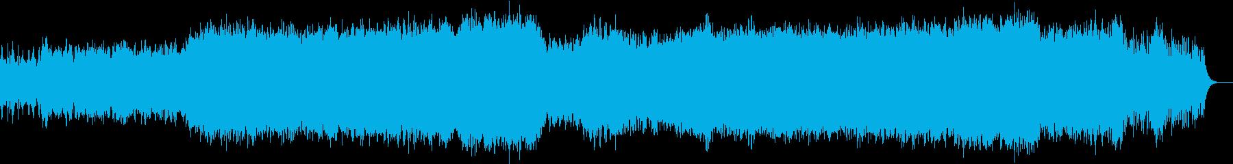 意外となかった?こだわりの本格和風音楽5の再生済みの波形