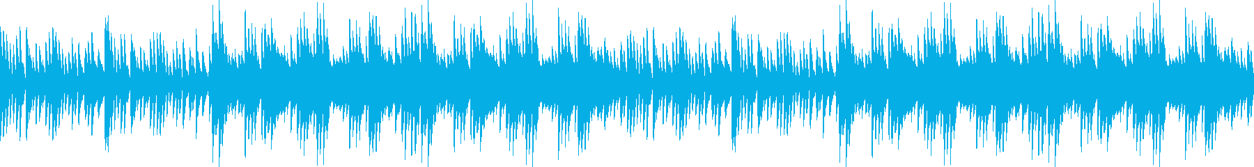 切ない・ピアノソロ・ループ・ゲームの再生済みの波形