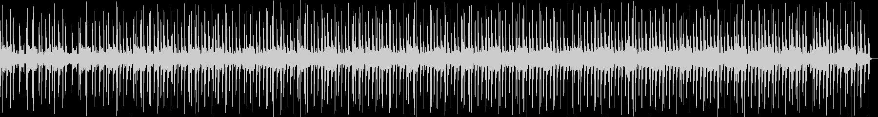 カッコイイギターフレーズのヒップホップの未再生の波形