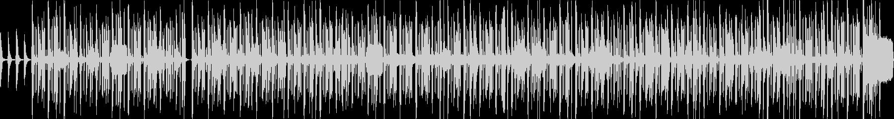 コメディファンク。チューバ、バリト...の未再生の波形