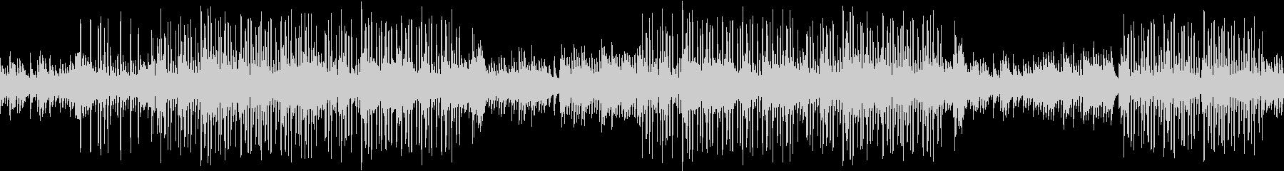 センチメンタル・懐かしい・感動・ピアノの未再生の波形