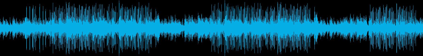 センチメンタル・懐かしい・感動・ピアノの再生済みの波形