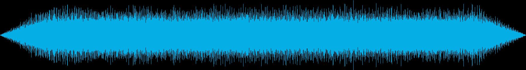 【生録音】エアコンの室外機の音 1の再生済みの波形
