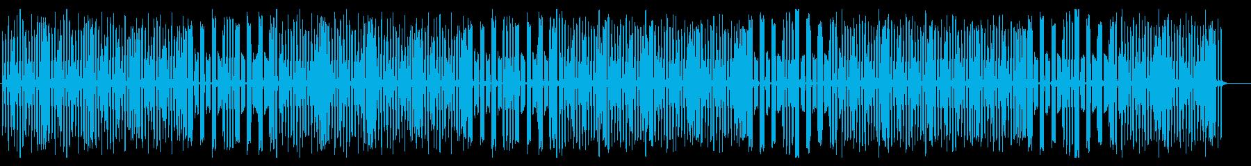 ほのぼの・呑気で少し不思議なリコーダ曲の再生済みの波形