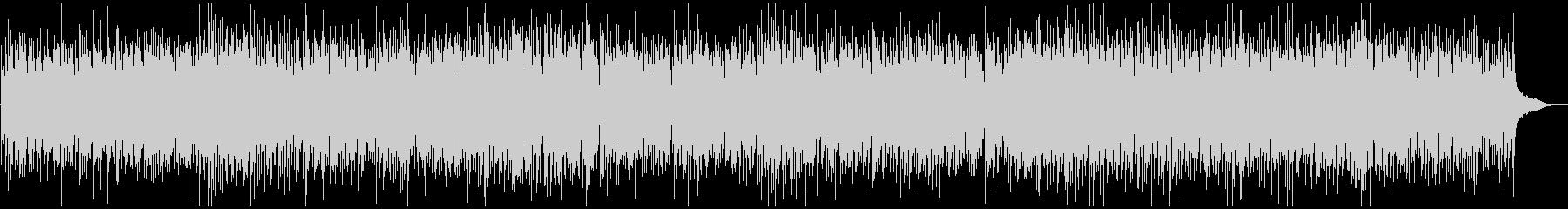 ピアノソロ、ブルーグラスBGMの未再生の波形