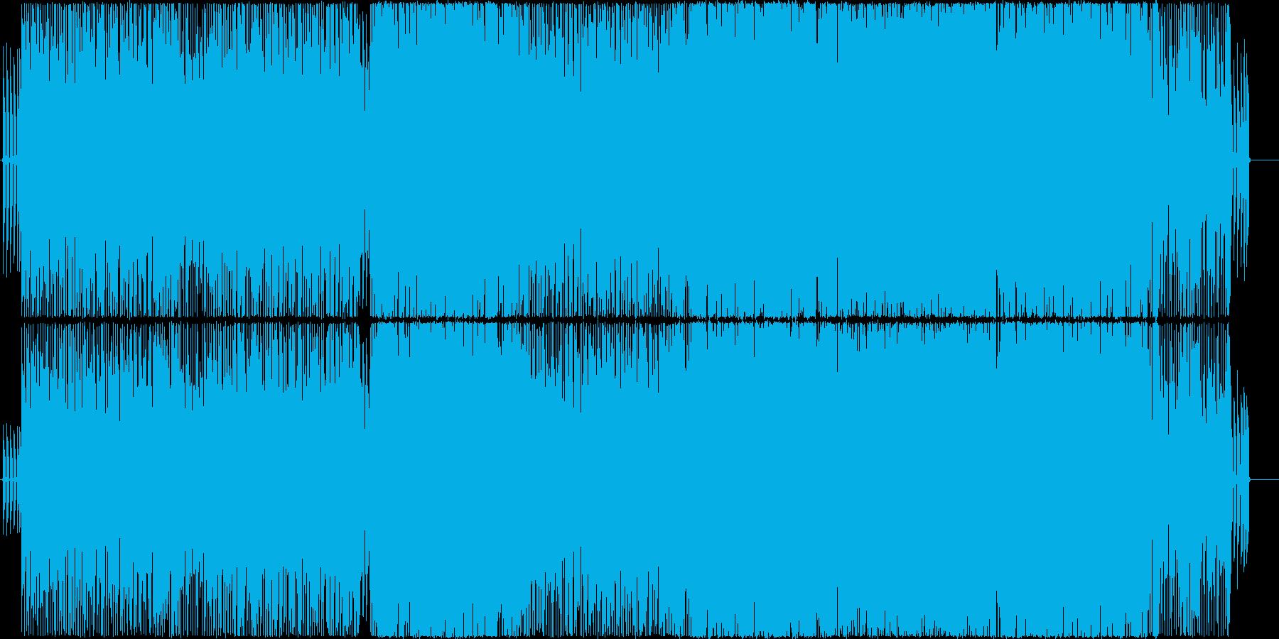 口先の再生済みの波形
