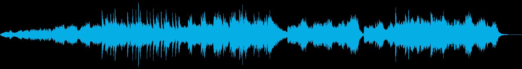 現代の交響曲 エーテル 憂鬱 悲し...の再生済みの波形