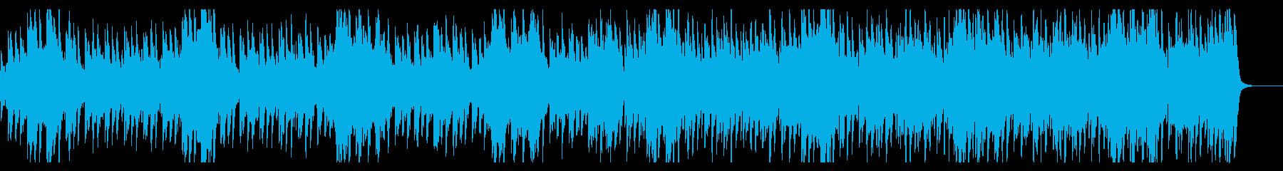 浮遊感漂うメランコリックなトリップホップの再生済みの波形