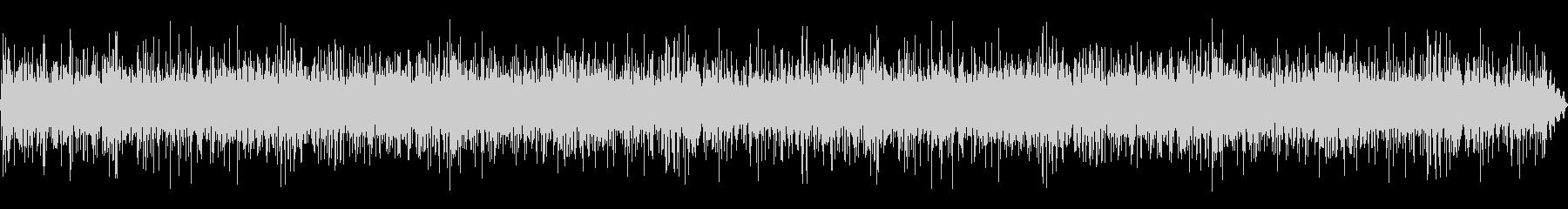 せせらぎの流れ-3(小川)の未再生の波形