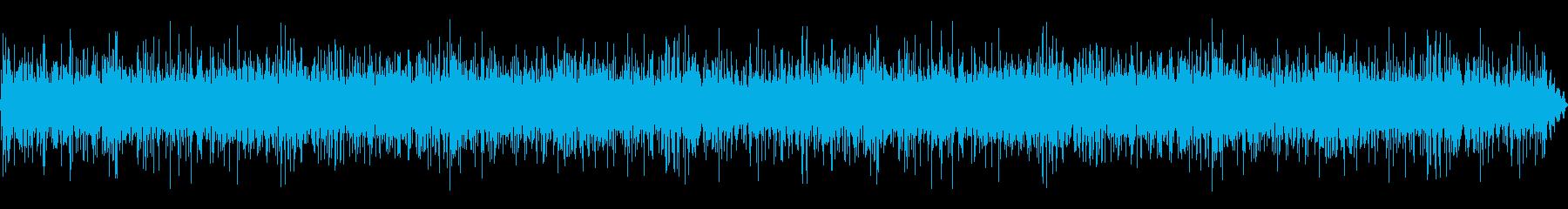 せせらぎの流れ-3(小川)の再生済みの波形