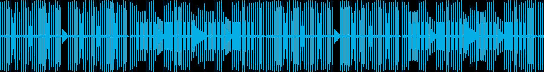 FC風ループ 選んで集めての再生済みの波形