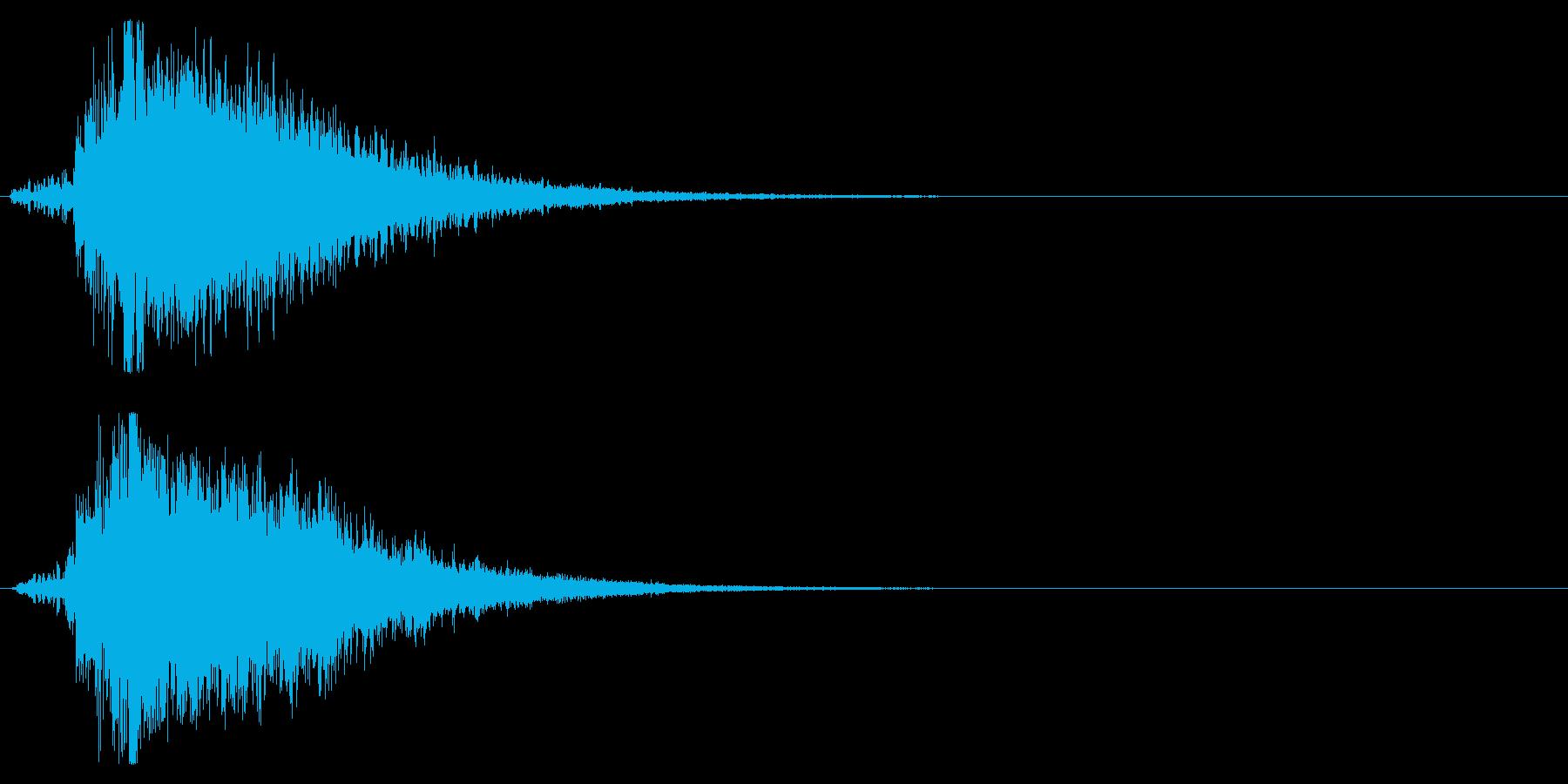 シャキーン☆星,輝き,特殊魔法に最適25の再生済みの波形