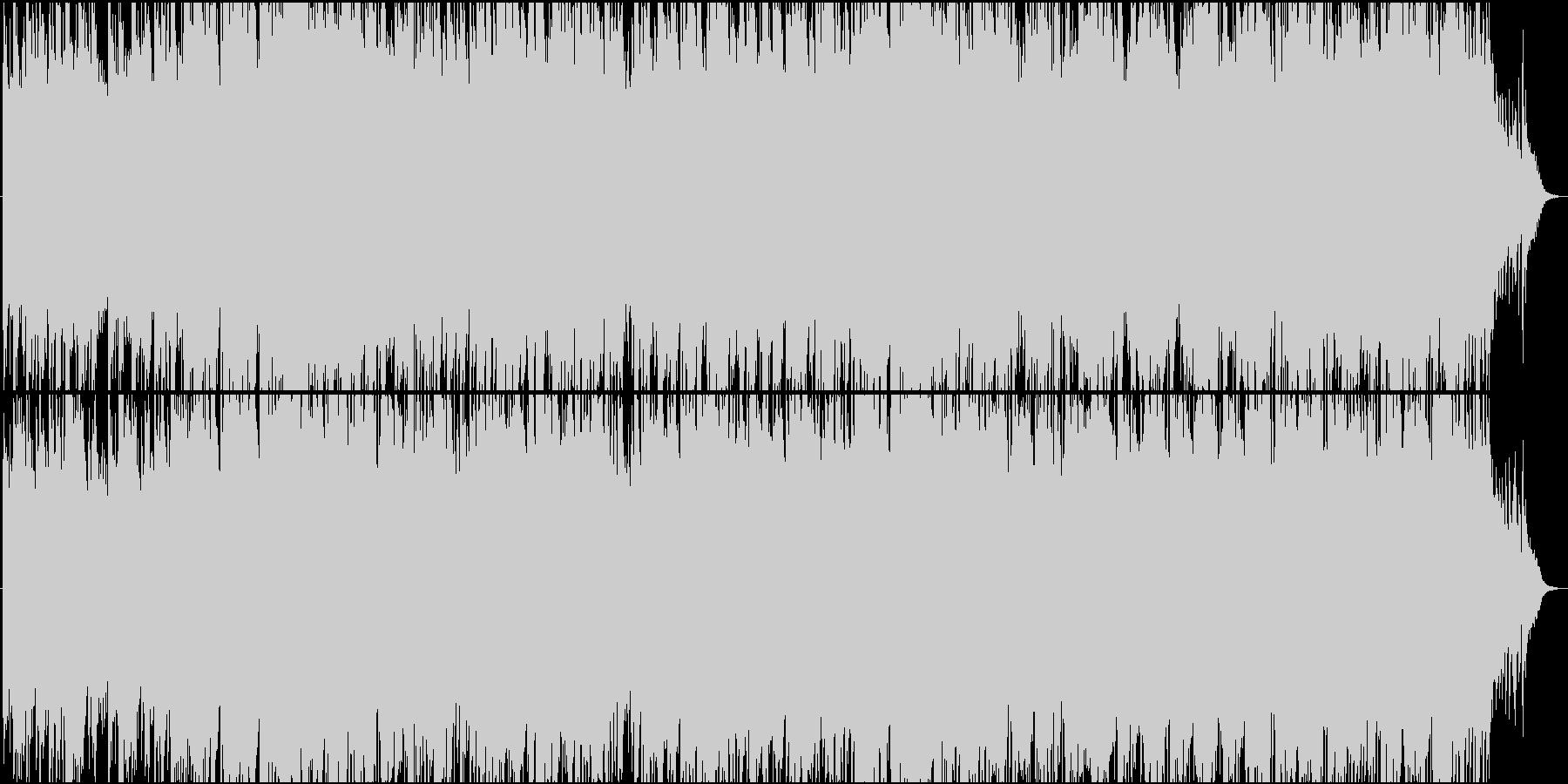 タブラとシタールの魅惑的な曲の未再生の波形