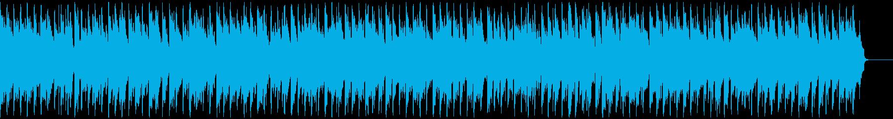 表彰式にヘンデルのアレンジ スネアVerの再生済みの波形