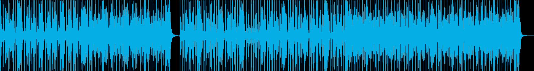 ピアノとギターがソウルフルなファンクの再生済みの波形