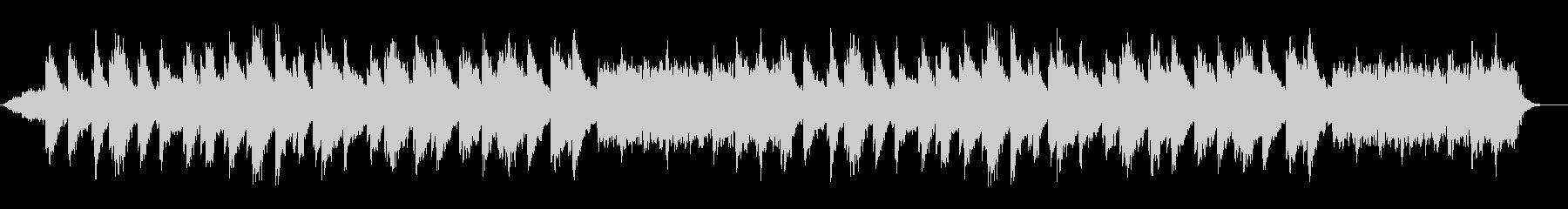 アンビエント 淡々 弦楽器 ハープの未再生の波形