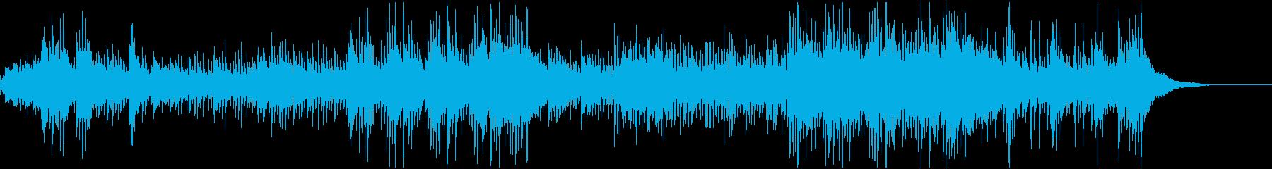 用心深い雰囲気のサウンドスケープ。...の再生済みの波形