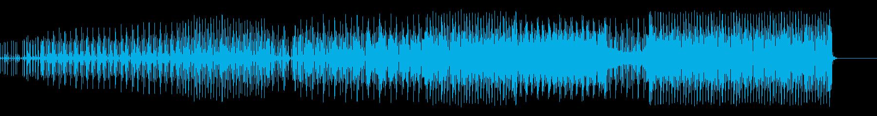 レゲエインスタンスグルービングバウ...の再生済みの波形