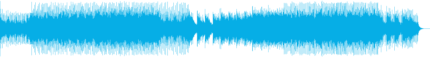化粧水CMVP透明感ピアノ爽やかAE01の再生済みの波形