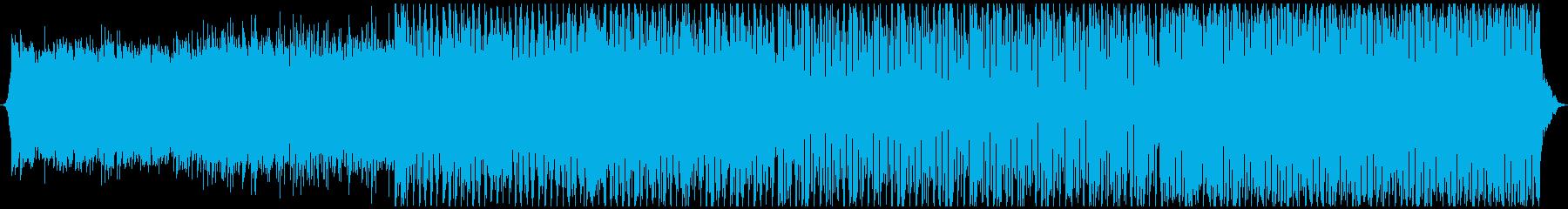 実験的な ほのぼの 幸せ 感情的 ...の再生済みの波形