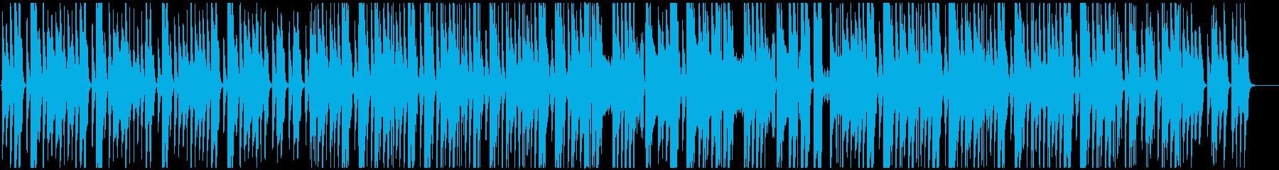 マリンバとリコーダーでまったり日常BGMの再生済みの波形