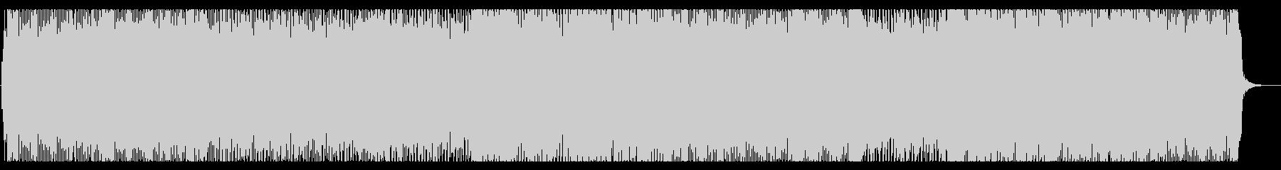 可愛らしいダンスポップ4 フル歌の未再生の波形