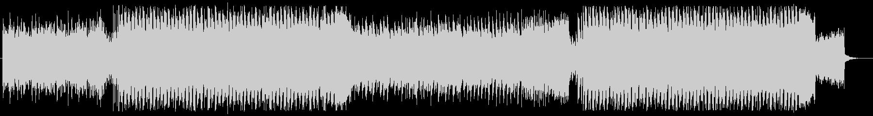 ジングルベル EDM クリスマス 雪 の未再生の波形